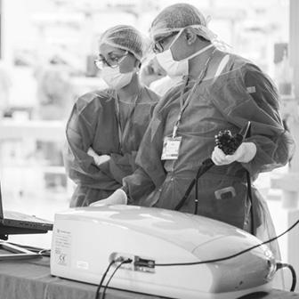 Curso de Endoscopia Biliopancreática CPRE / EUS