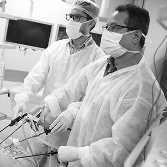 Curso de Cirurgia Geral Laparoscópica