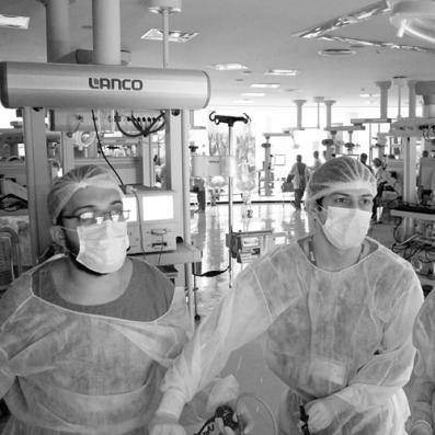 Curso de Cirurgia Geral Laparoscópica para RESIDENTES